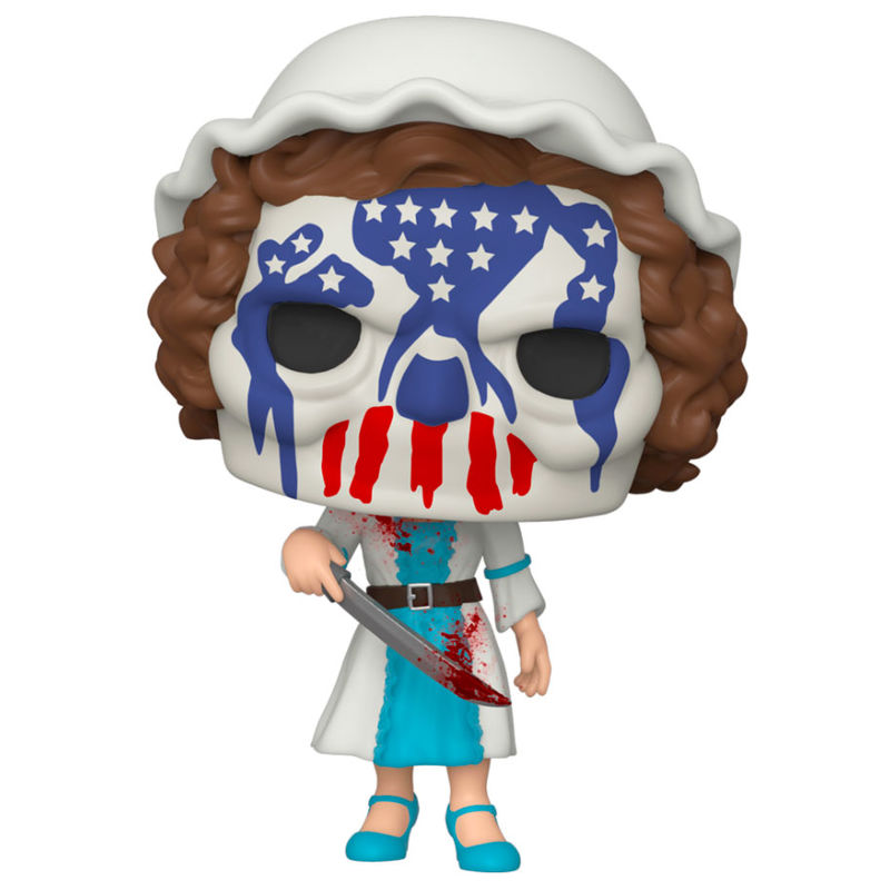 Photo du produit AMERICAN NIGHTMARE POP! MOVIES VINYL FIGURINE BETSY ROSS (ELECTION YEAR)