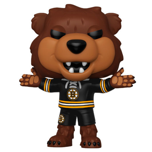 Photo du produit NHL FIGURINE POP! MASCOTS VINYL BRUINS BLADES