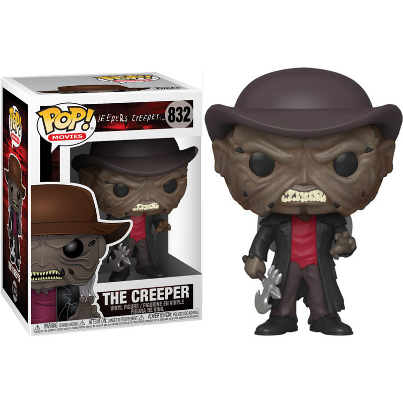 Photo du produit JEEPERS CREEPERS POP! MOVIES VINYL FIGURINE CREEPER