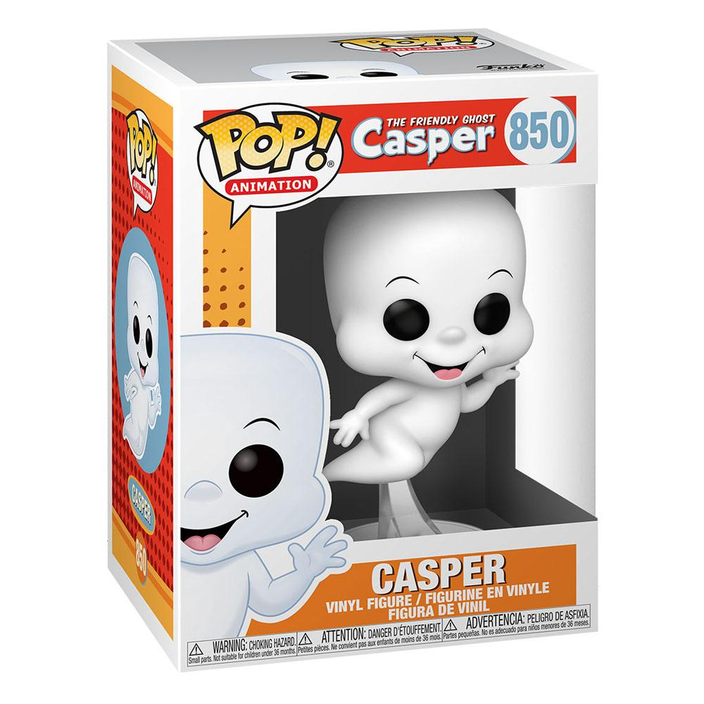 Photo du produit CASPER POP! ANIMATION VINYL FIGURINE CASPER