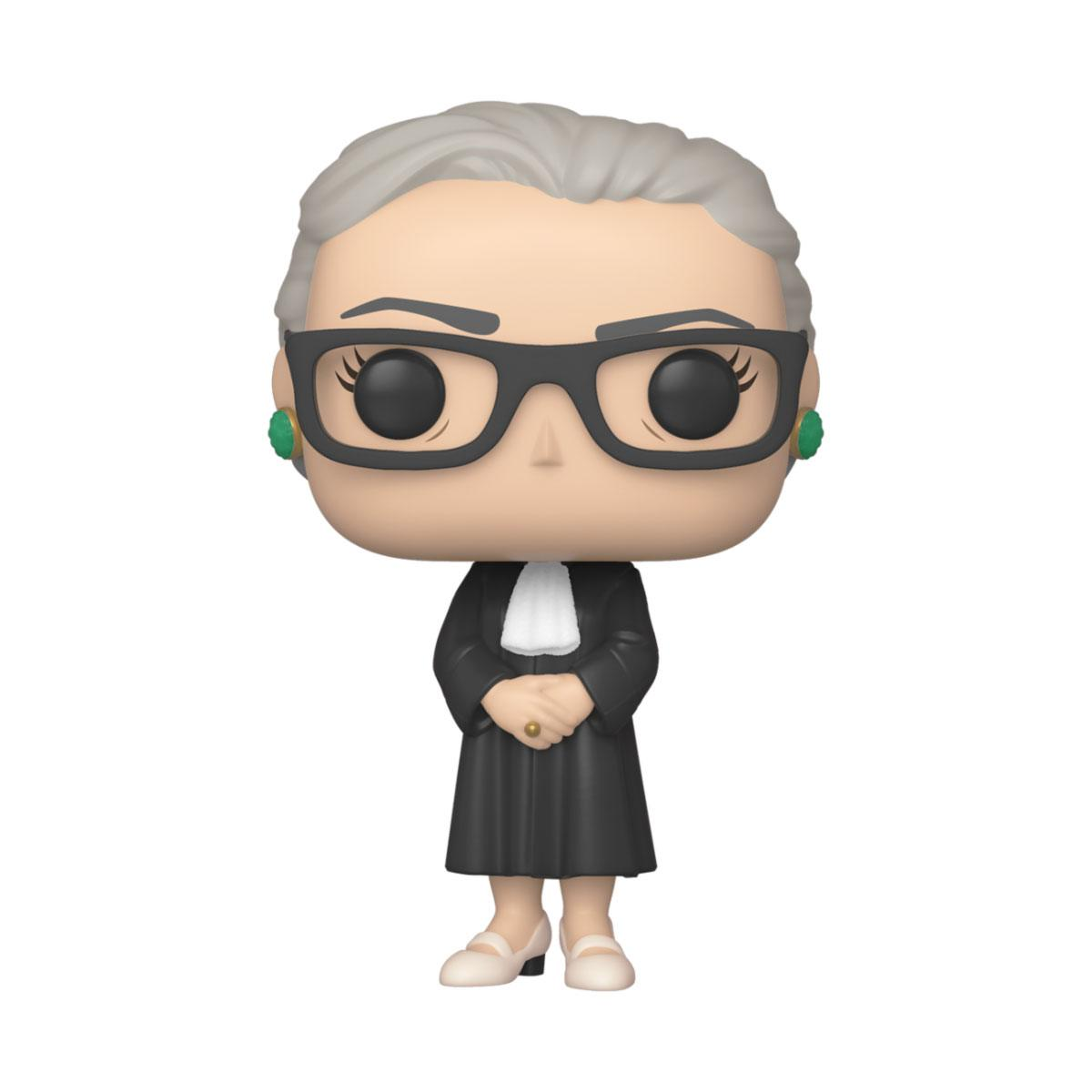 Photo du produit AMERICAN HISTORY POP! ICONS FIGURINE RUTH BADER GINSBURG