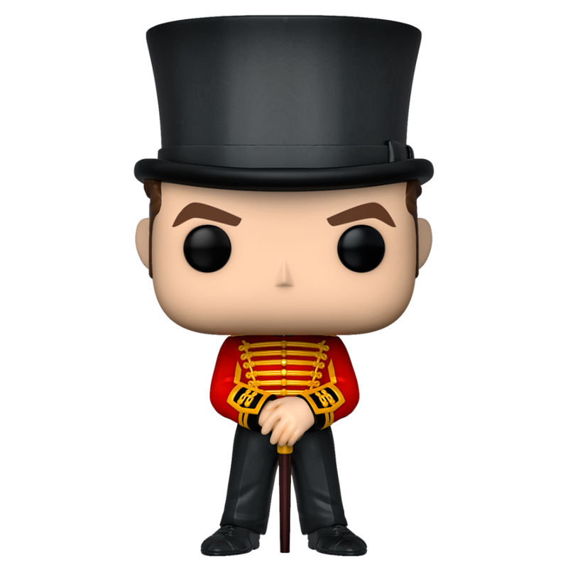 Photo du produit FUNKO POP THE GREATEST SHOWMAN FIGURINE PHILLIP CARLYLE