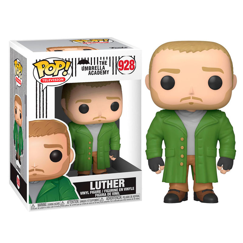 Photo du produit FUNKO POP UMBRELLA ACADEMY LUTHER HARGREEVES