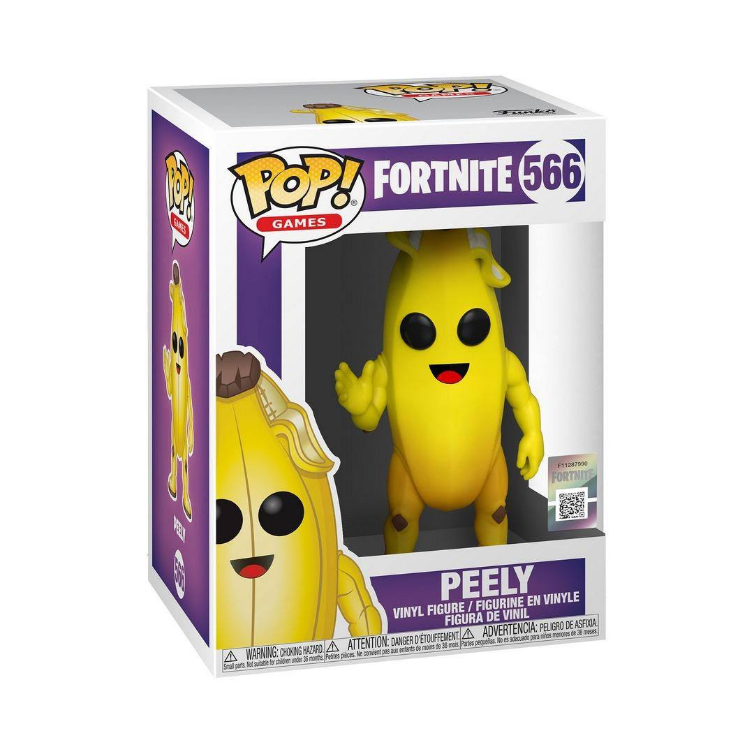 Photo du produit FORTNITE POP! GAMES VINYL FIGURINE PEELY 9 CM