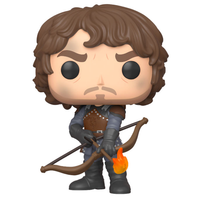 Photo du produit FUNKO POP GAME OF THRONES THEON W/FLAMMING ARROWS