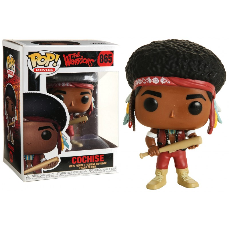 Photo du produit LES GUERRIERS DE LA NUIT FUNKO POP! COCHISE