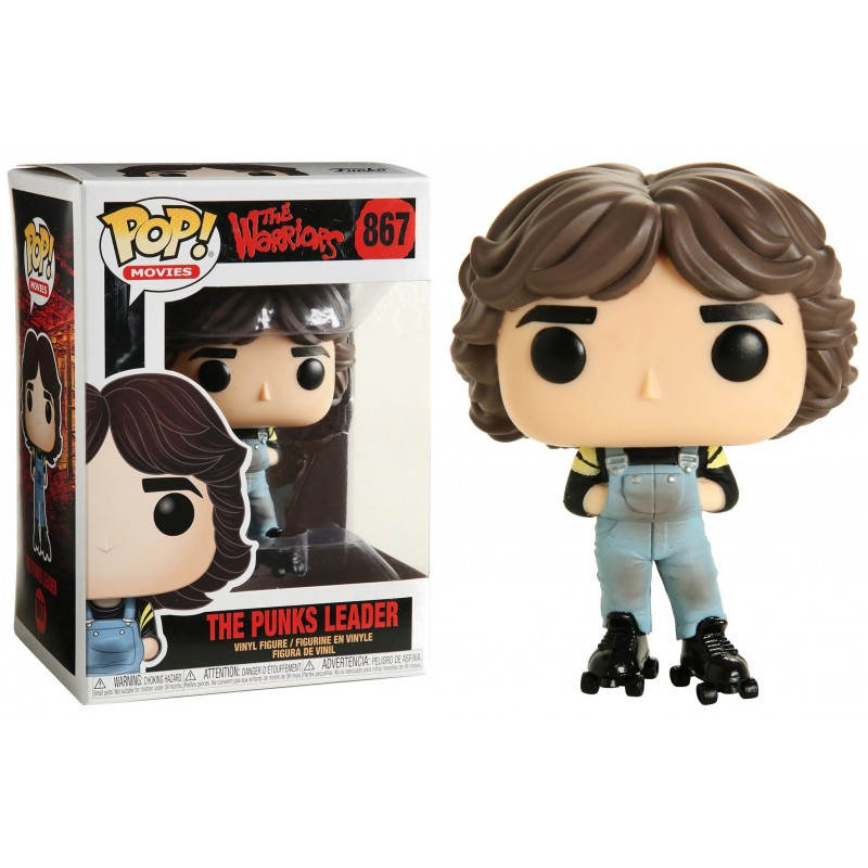 Photo du produit LES GUERRIERS DE LA NUIT FUNKO POP! ROLLERSKATE GANG LEADER