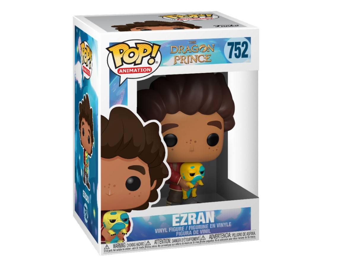 Photo du produit FUNKO POP DRAGON PRINCE FIGURINE EZRAN