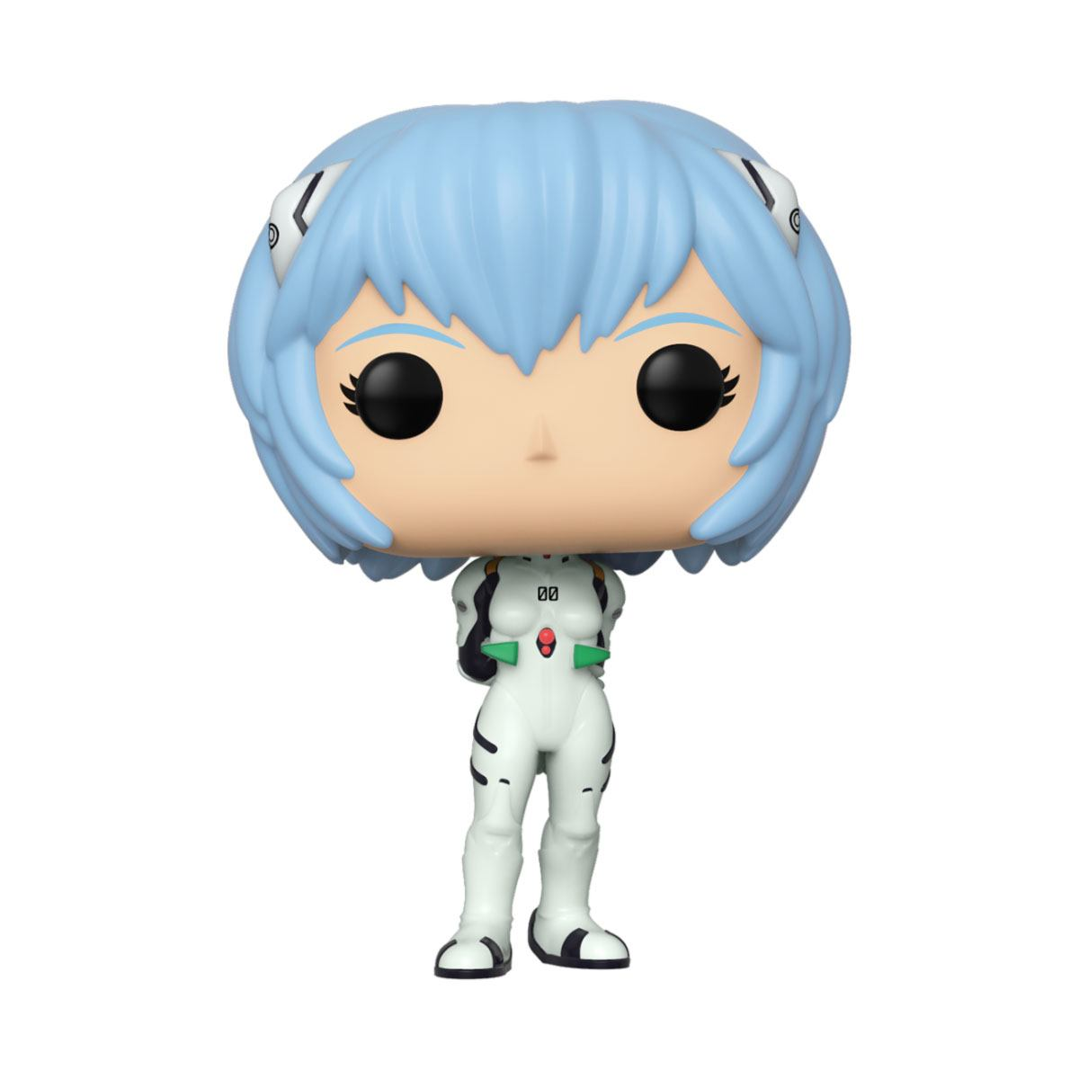 Photo du produit FIGURINE EVANGELION FUNKO POP! GAMES REI AYANAMI