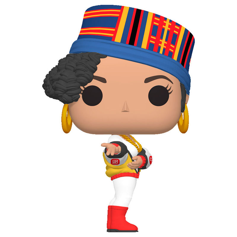 Photo du produit SALT-N-PEPA POP! ROCKS VINYL FIGURINE SALT