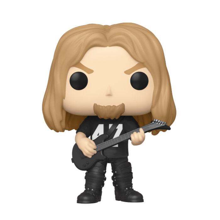 Photo du produit SLAYER POP! ROCKS VINYL FIGURINE JEFF HANNEMAN 9 CM