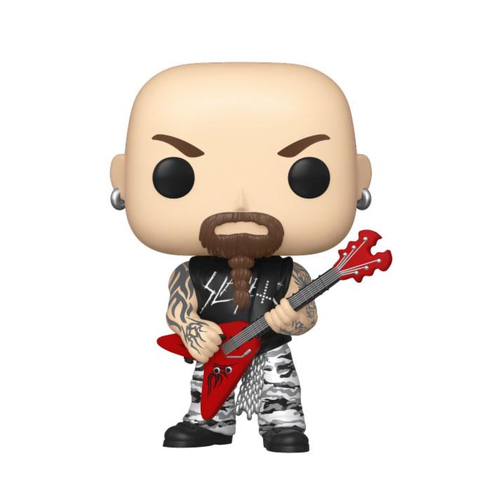 Photo du produit SLAYER POP! ROCKS VINYL FIGURINE KERRY KING 9 CM