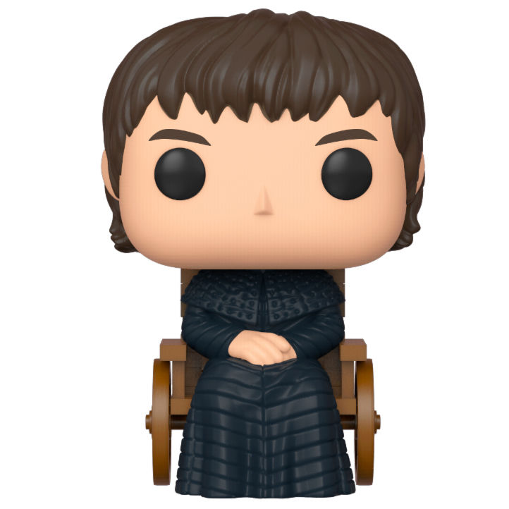 Photo du produit FUNKO POP GAME OF THRONES KING BRAN THE BROKEN