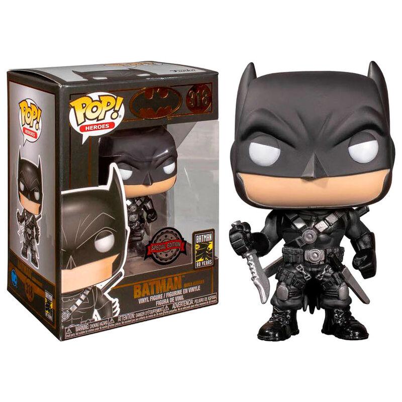 Photo du produit FUNKO POP DC BATMAN GRIM KNIGHT BATMAN EXCLUSIVE