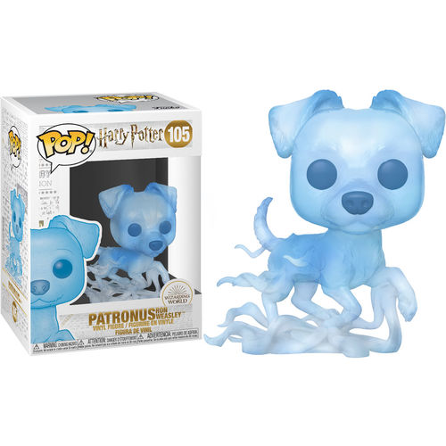 Photo du produit HARRY POTTER FIGURINE POP! PATRONUS RON WEASLEY