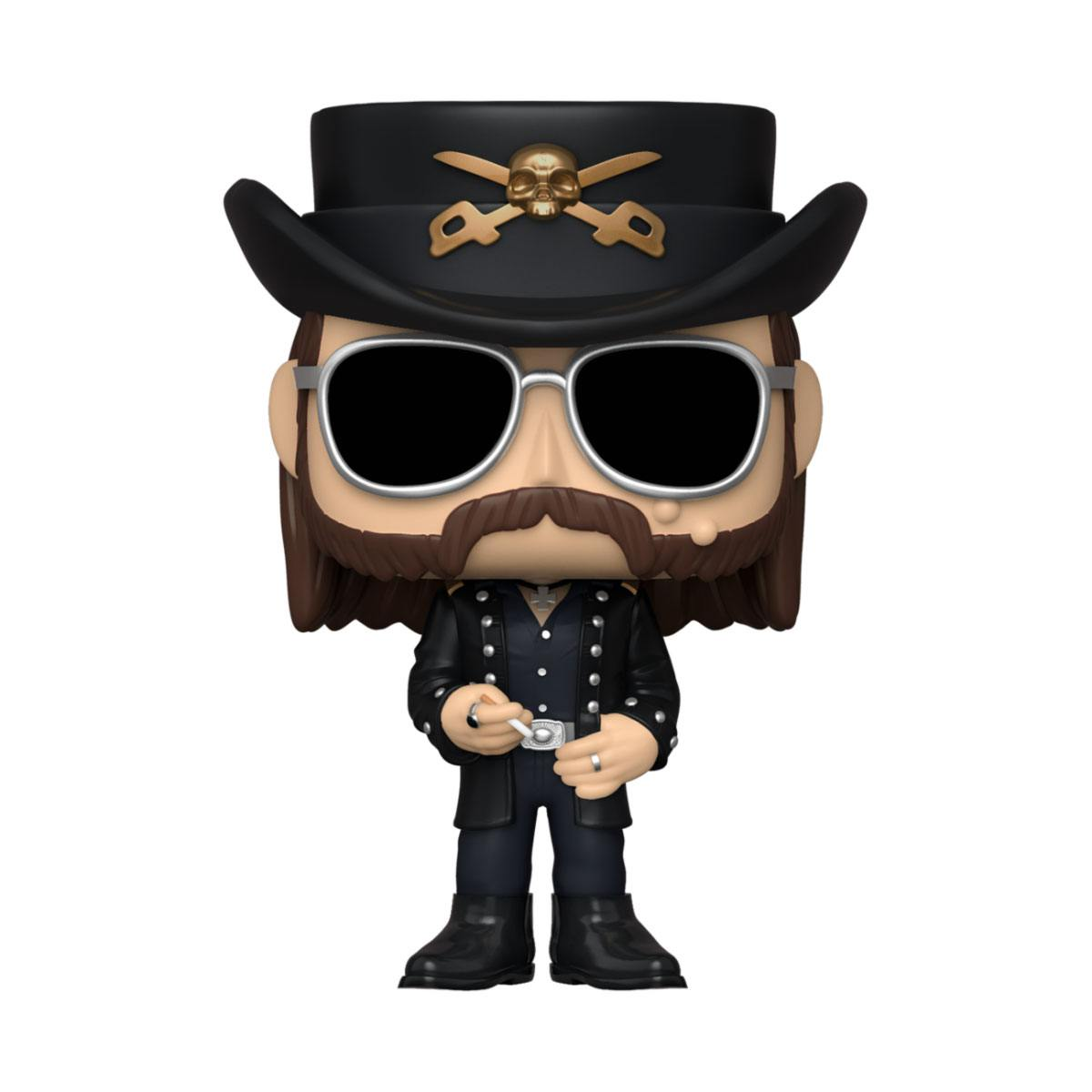 Photo du produit MOTORHEAD POP! ROCKS VINYL FIGURINE LEMMY