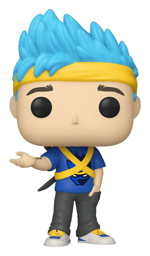 Photo du produit FUNKO POP! ICONS NINJA (RICHARD TYLER BLEVINS)