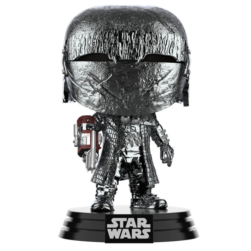 Photo du produit STAR WARS POP! FIGURINE KOR CANNON (CHROME) 9 CM