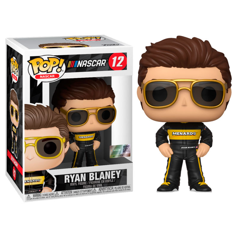 Photo du produit FUNKO POP NASCAR RYAN BLANEY
