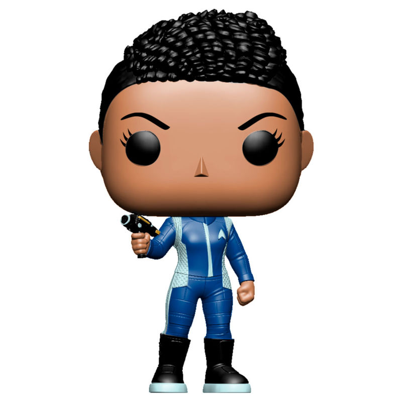 Photo du produit STAR TREK DISCOVERY FUNKO POP! MICHAEL BURNHAM