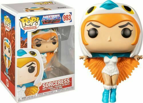 Photo du produit LONDON TOY FAIR MASTERS OF THE UNIVERSE FUNKO POP! SORCERESS