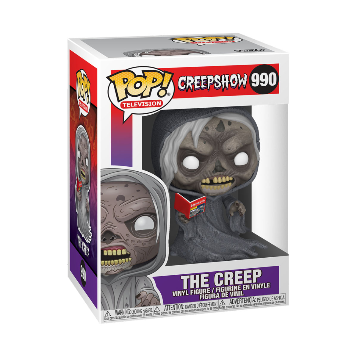 Photo du produit FUNKO POP! CREEPSHOW THE CREEP