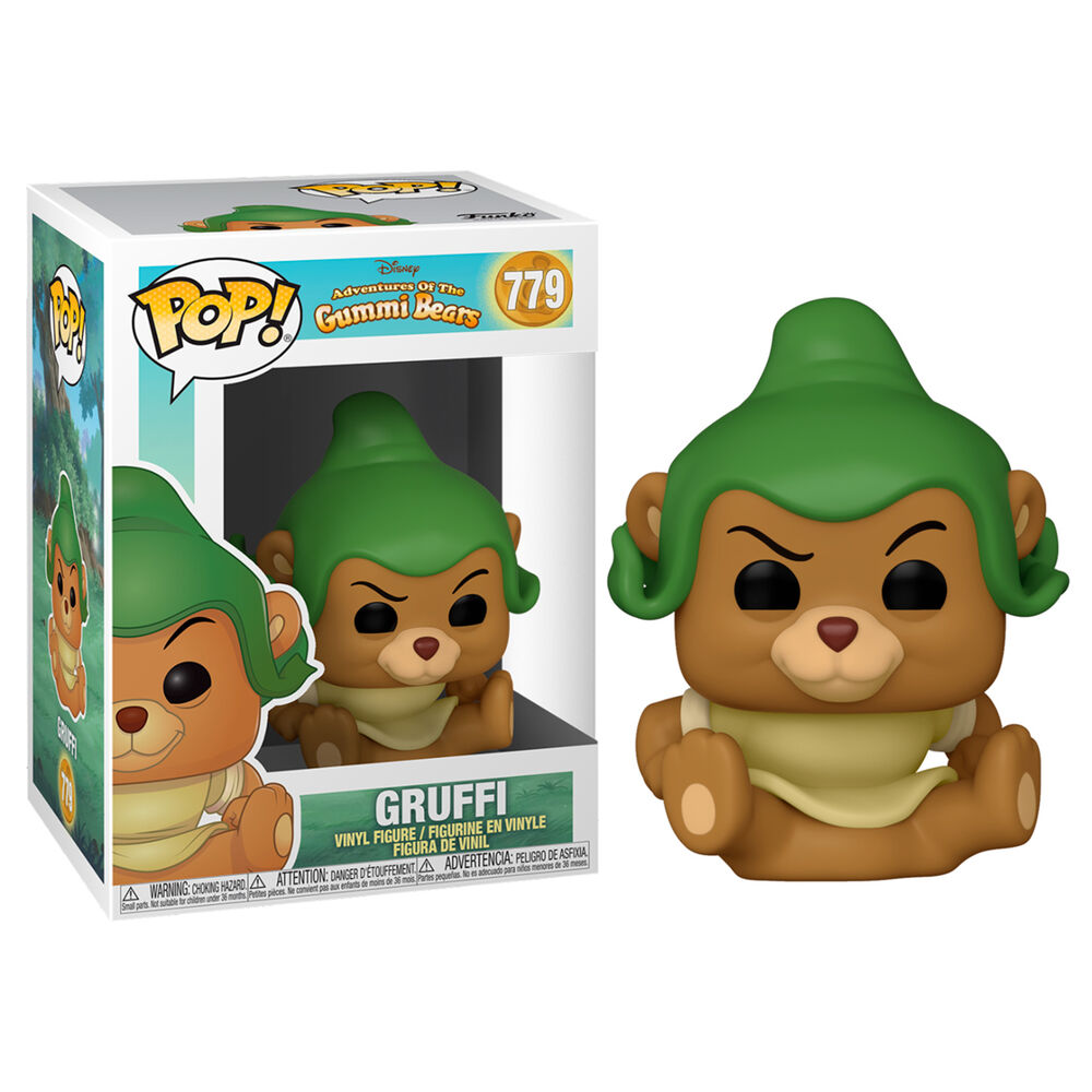 Photo du produit FUNKO POP LES GUMMI DISNEY GRUFFI