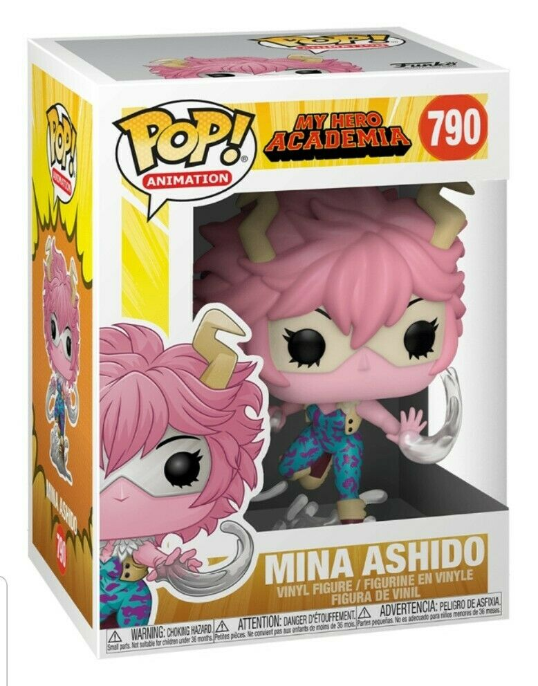 Photo du produit MY HERO ACADEMIA FUNKO POP! FIGURINE MINA ASHIDO