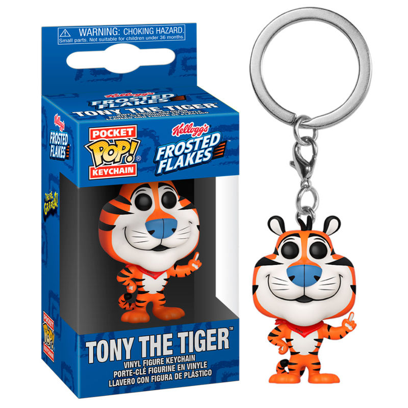 Photo du produit POCKET POP KELLOGS FROSTED FLAKES TONY THE TIGER