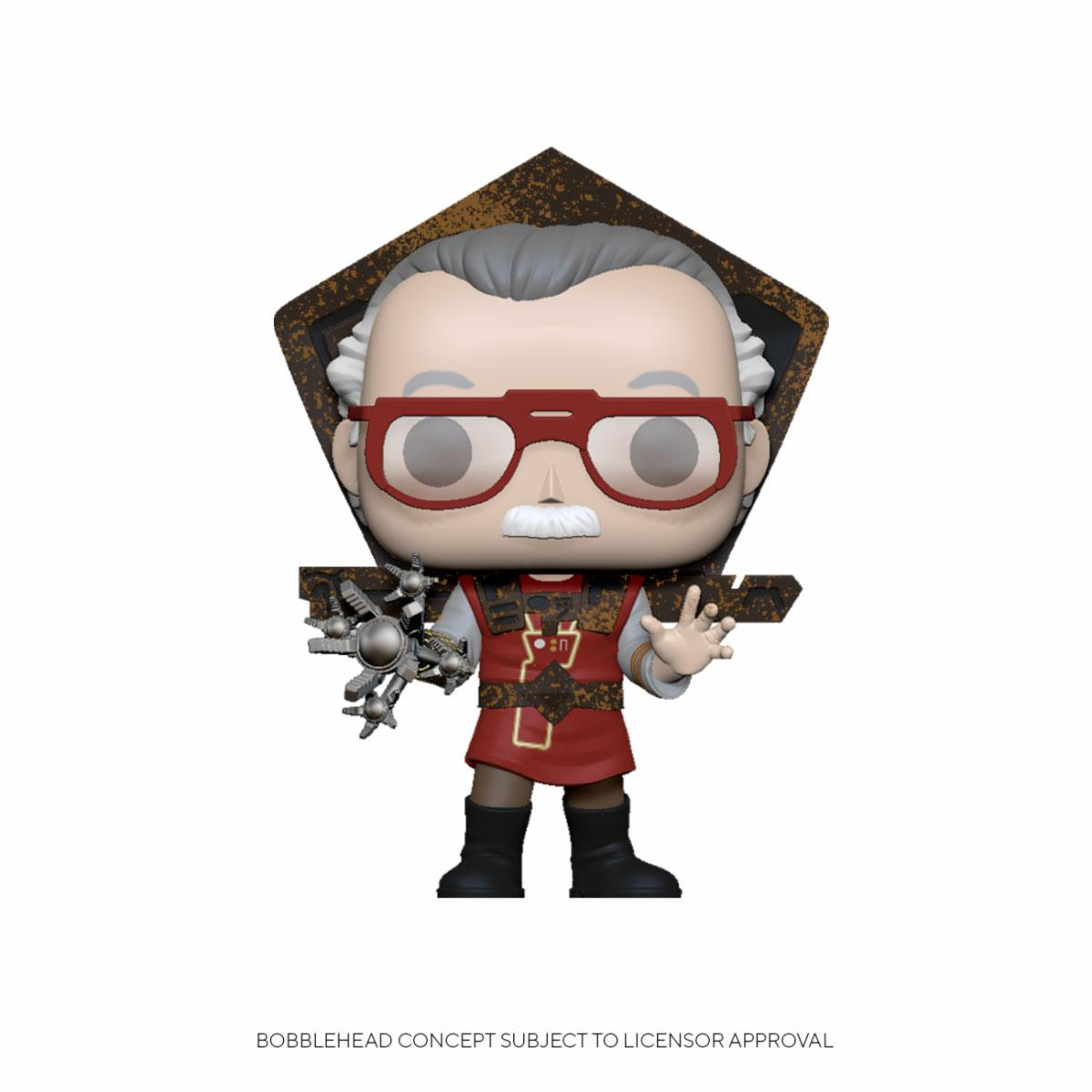 Photo du produit FIGURINE FUNKO POP STAN LEE IN RAGNAROK OUTFIT