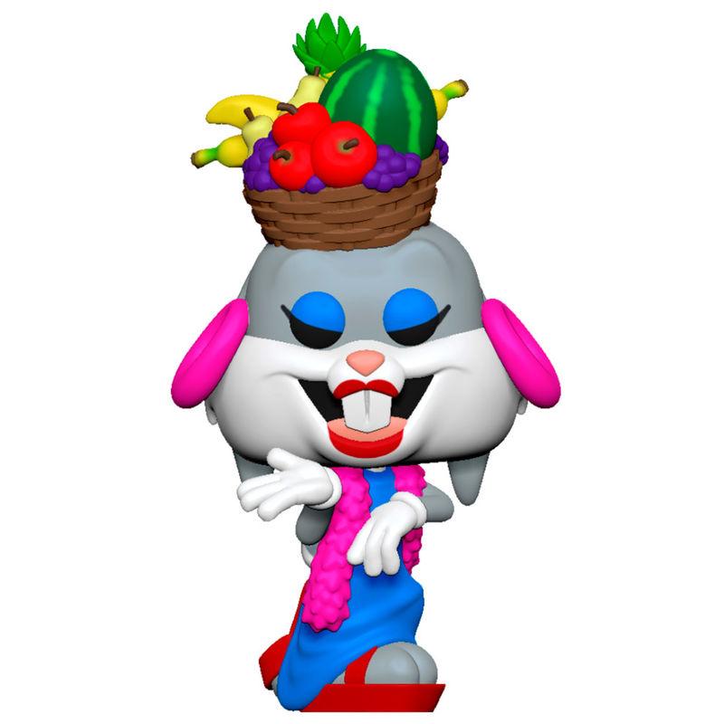 Photo du produit BUGS BUNNY 80TH ANNIVERSARY FUNKO POP! BUGS IN FRUIT HAT