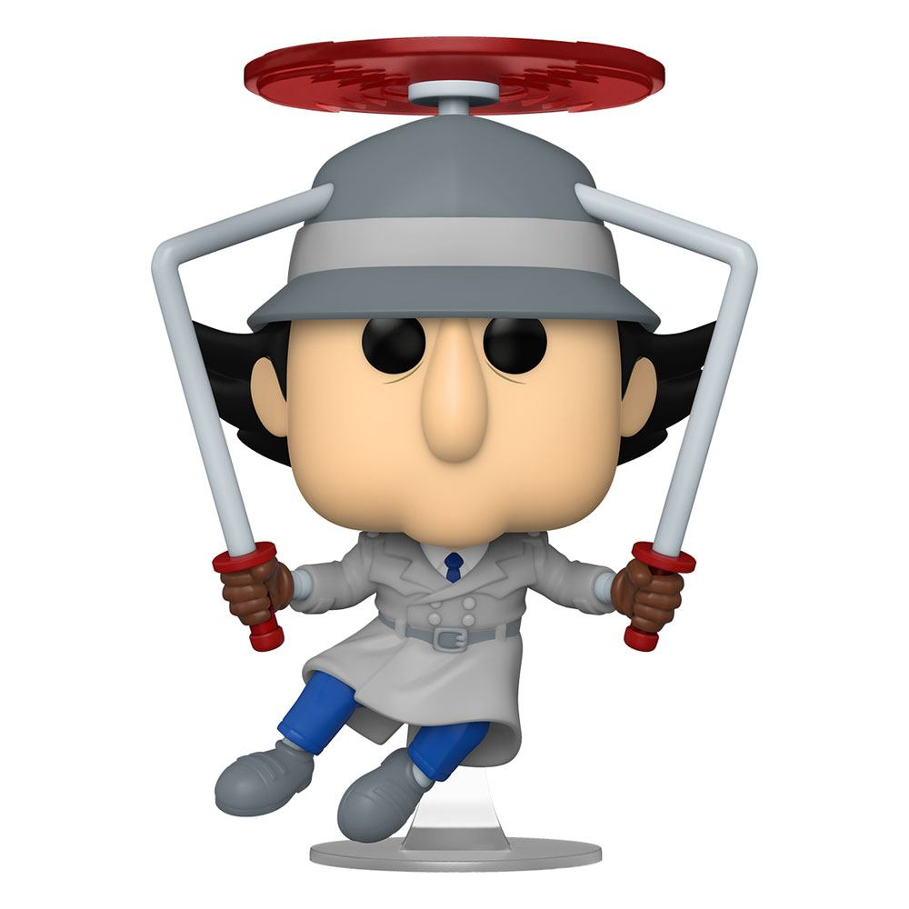 Photo du produit INSPECTEUR GADGET FUNKO POP! INSPECTOR GADGET FLYING