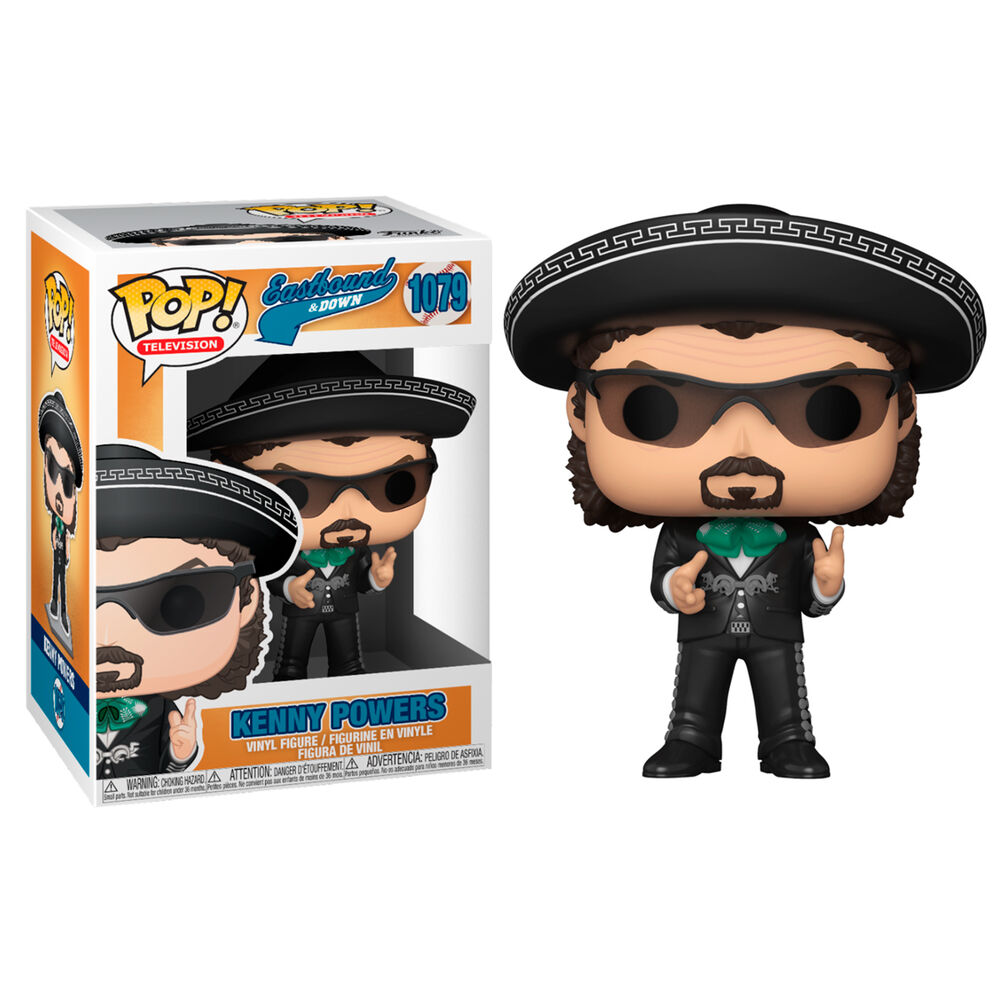 Photo du produit KENNY POWERS POP! ROCKS VINYL FIGURINE KENNY IN MARIACHI OUTFIT
