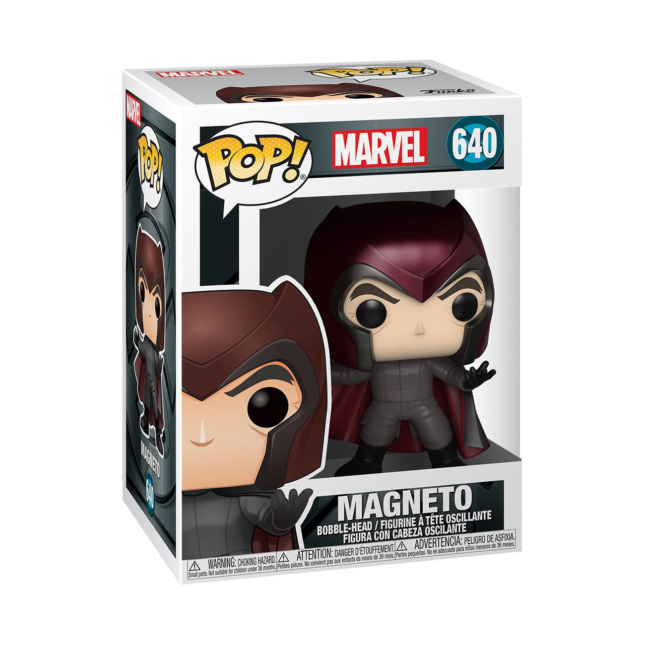 Photo du produit FUNKO POP MARVEL X-MEN 20TH MAGNETO