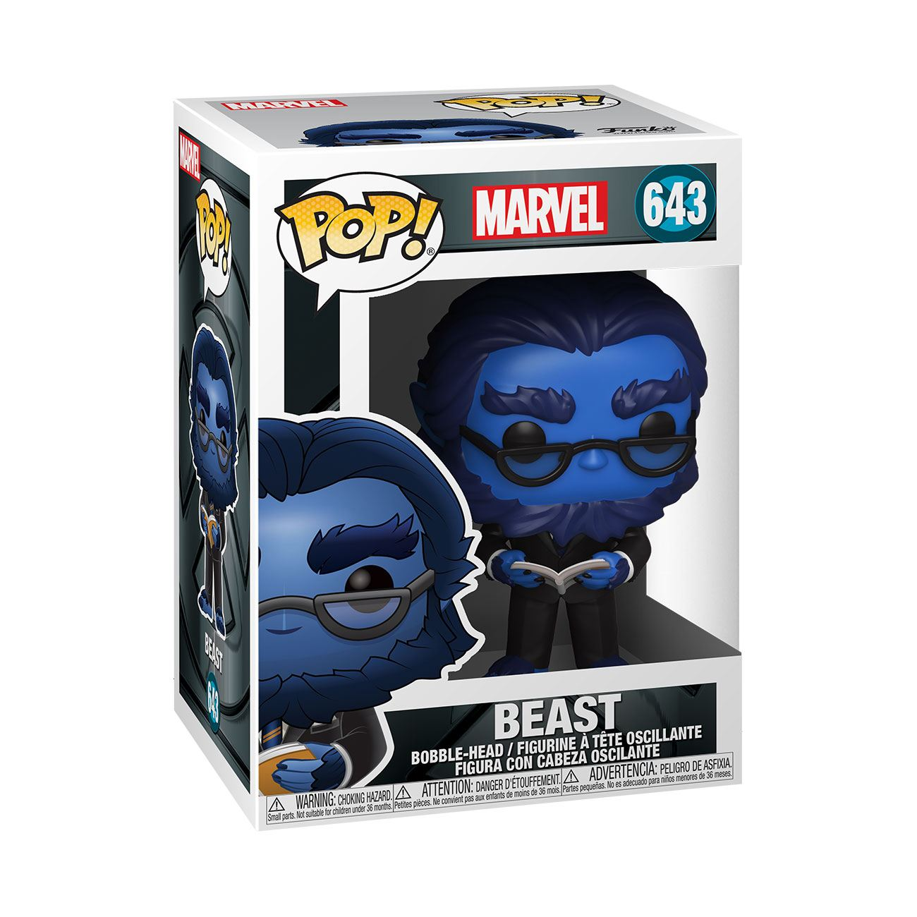 Photo du produit FUNKO POP MARVEL X-MEN 20TH BEAST