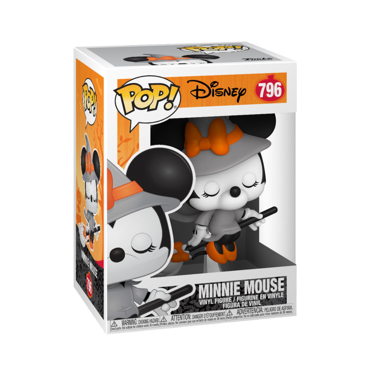 Photo du produit FUNKO POP DISNEY HALLOWEEN WITCHY MINNIE