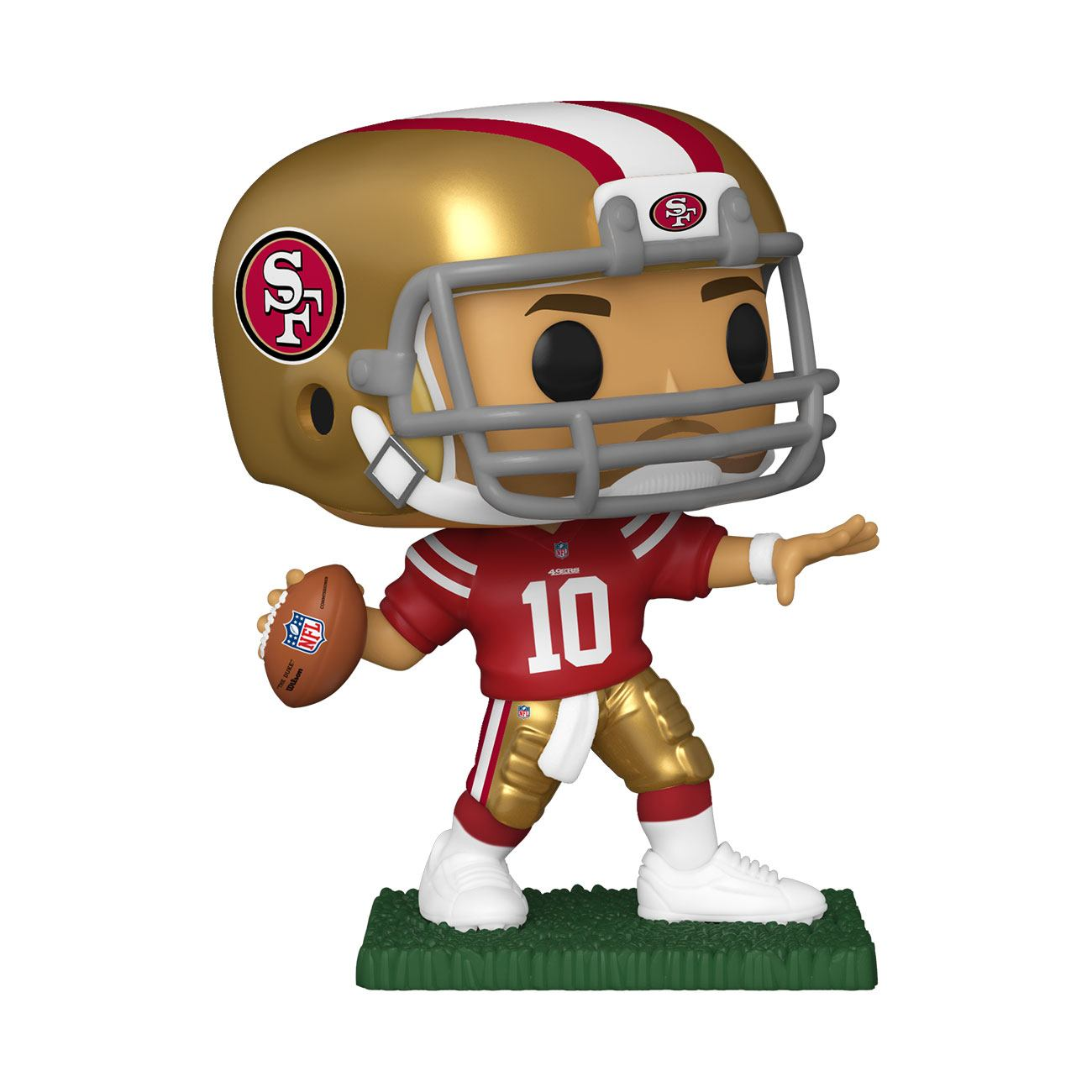Photo du produit NFL POP! Sports Vinyl figurine Jimmy Garoppolo (49ers)