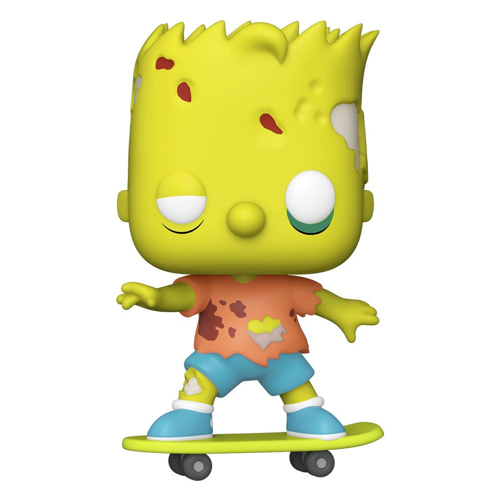 Photo du produit LES SIMPSONS FUNKO POP! ZOMBIE BART