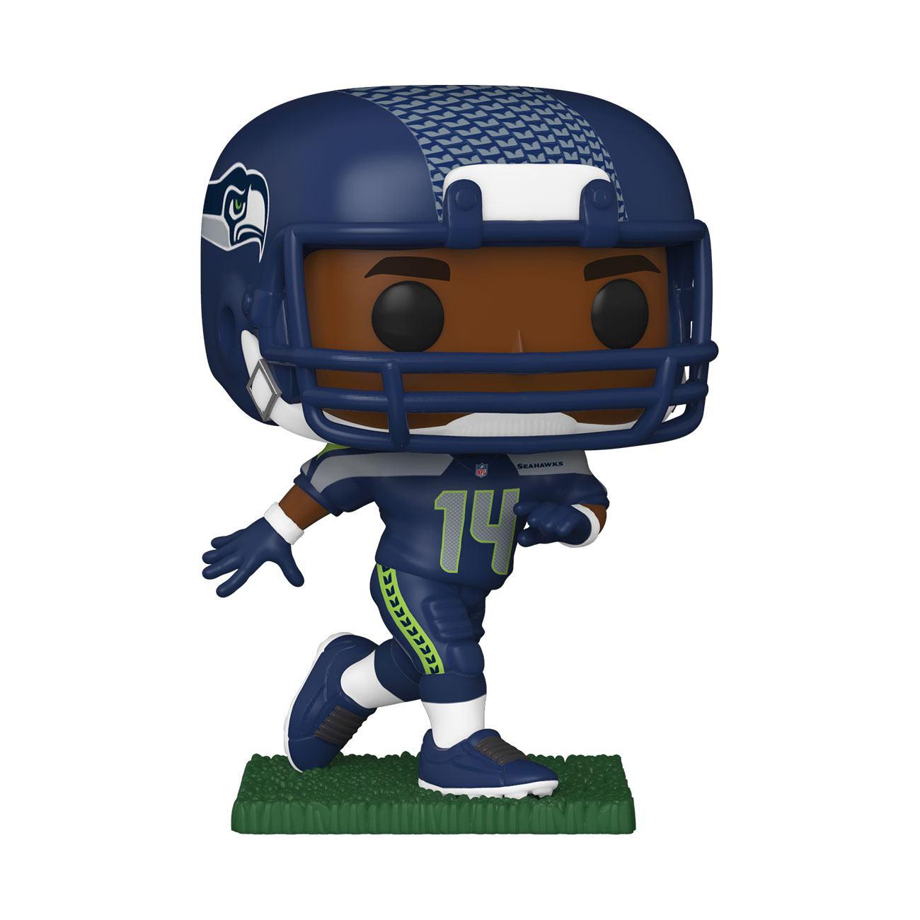 Photo du produit NFL POP! Sports Vinyl figurine D.K. Metcalf (Seattle Seahawks) 9 cm