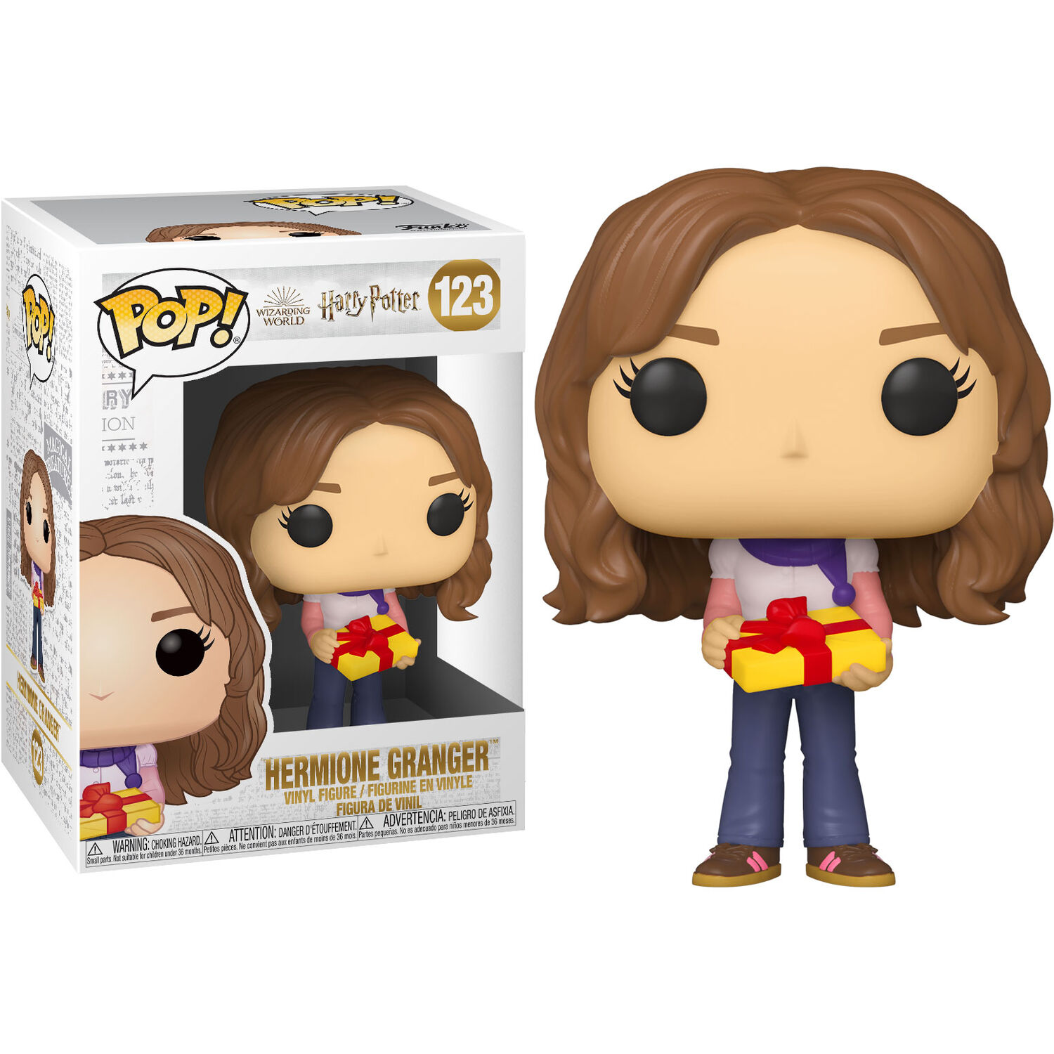 Photo du produit HARRY POTTER FIGURINE FUNKO POP! HOLIDAY HERMIONE GRANGER