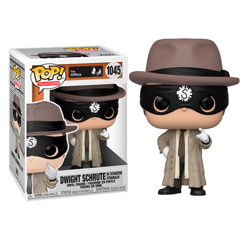 Photo du produit THE OFFICE US FUNKO POP! DWIGHT THE STRANGLER