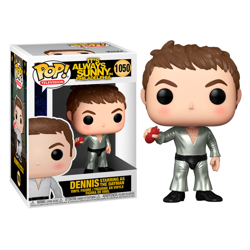 Photo du produit FIGURINE FUNKO POP PHILADELPHIA DENNIS AS THE DAYMAN