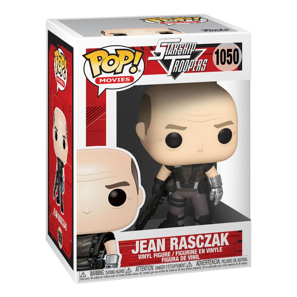 Photo du produit FIGURINE FUNKO POP STARSHIP TROOPERS JEAN RASCZAK