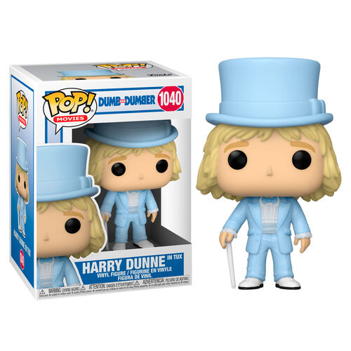 Photo du produit FUNKO POP DUMB AND DUMBER HARRY DUNNE IN TUX