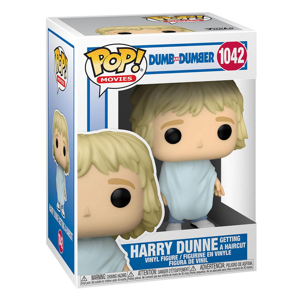 Photo du produit FUNKO POP DUMB AND DUMBER HARRY DUNNE GETTING A HAIRCUT