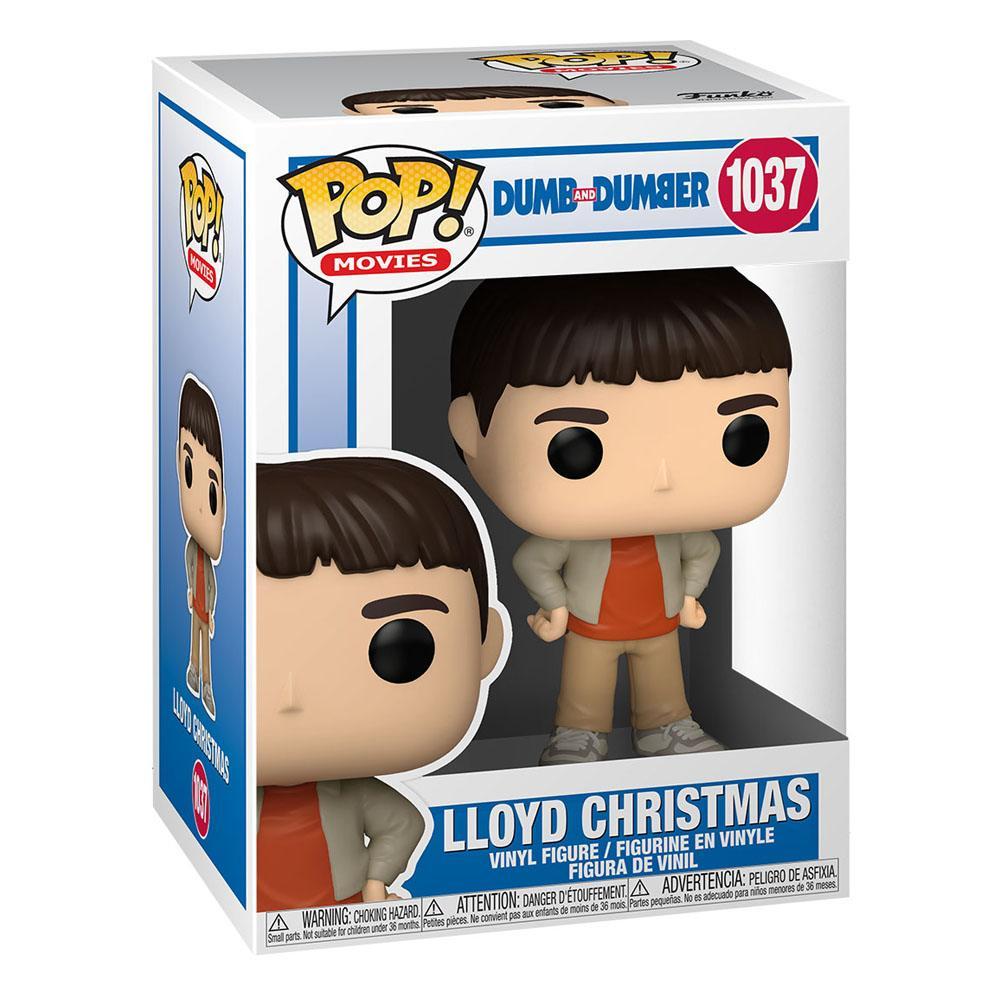 Photo du produit FUNKO POP DUMB AND DUMBER LLOYD CHRISTMAS