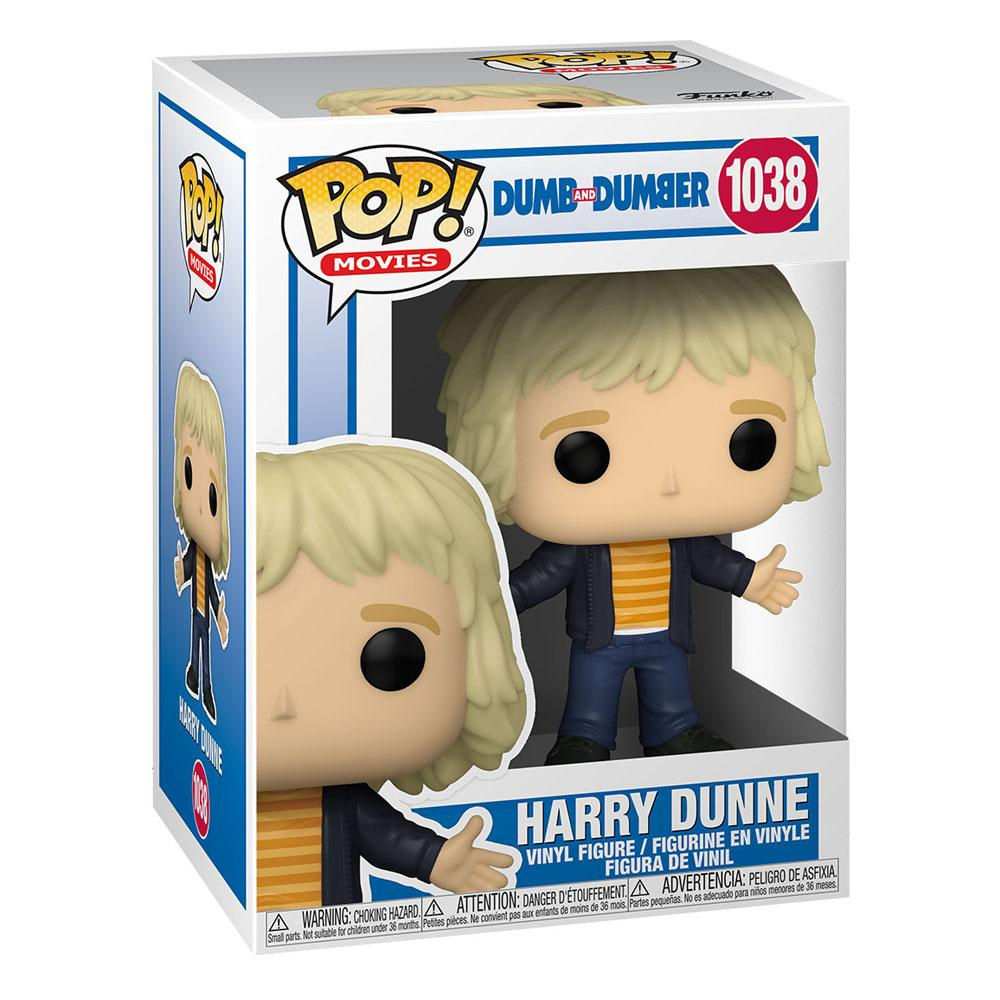 Photo du produit FUNKO POP DUMB AND DUMBER HARRY DUNNE