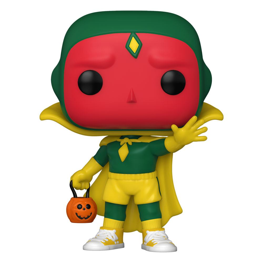 Photo du produit FUNKO POP MARVEL WANDAVISION HALLOWEEN