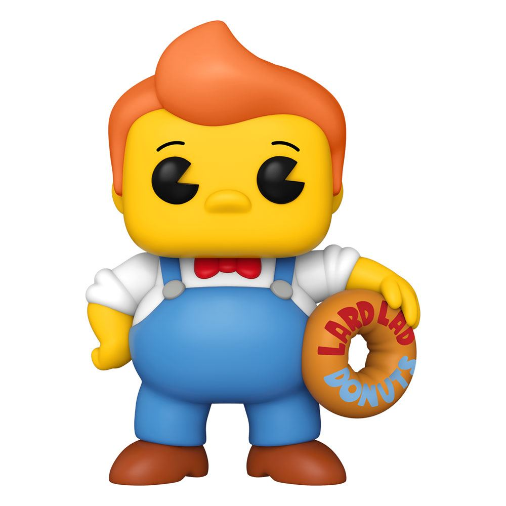 Photo du produit FIGURINE SIMPSONS FUNKO POP! LARD LAD 15 CM