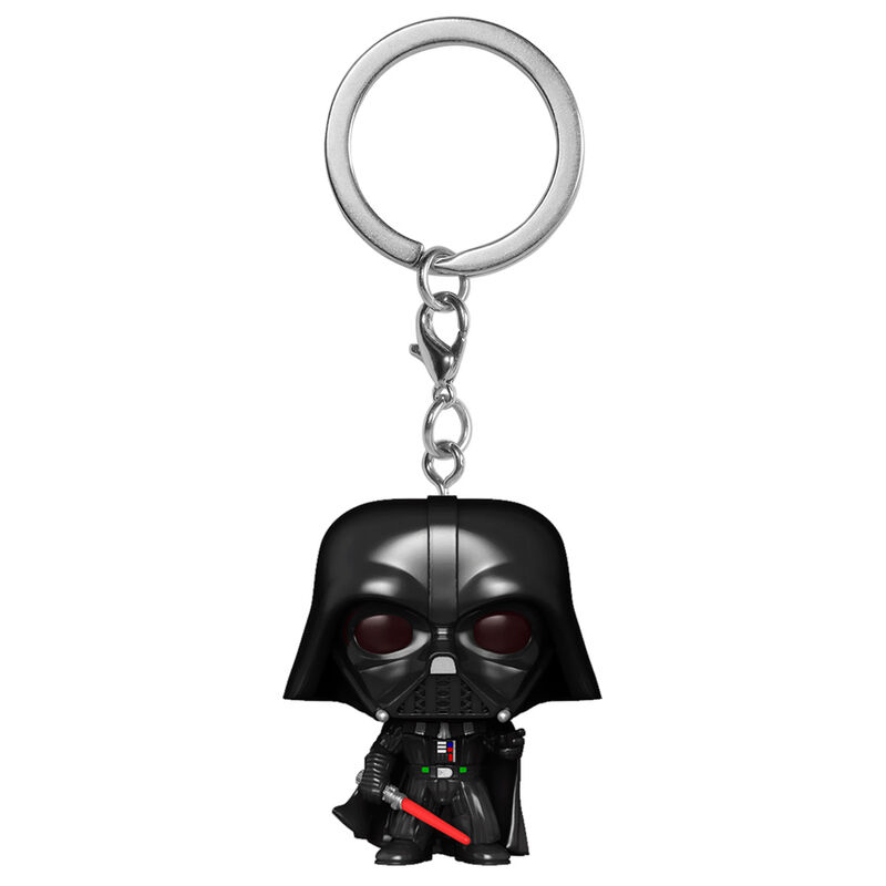 Photo du produit STAR WARS PORTE-CLÉS POCKET POP! DARTH VADER